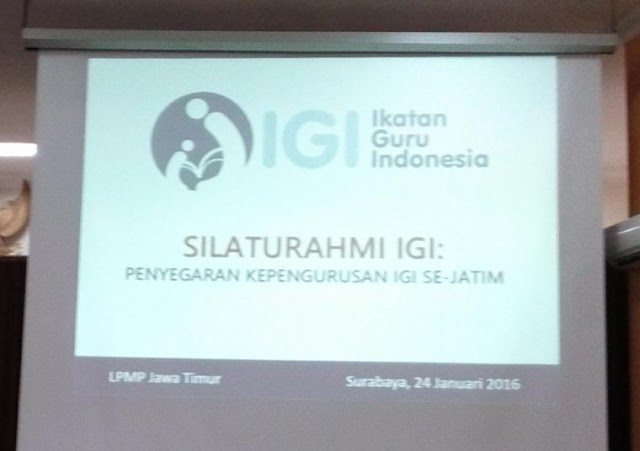 Geliat IGI Jatim 2016
