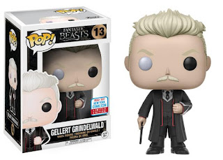 Pop! Movies: Fantastic Beasts and Where to Find Them – Gellert Grindelwald.