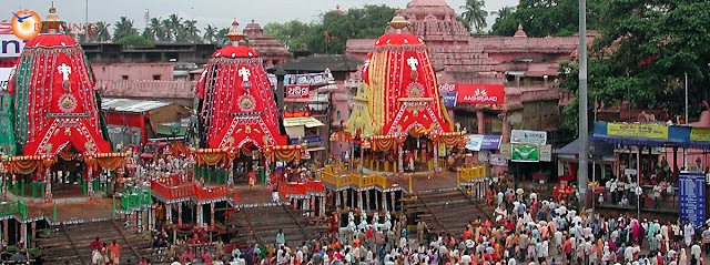Jagannath Puri Temple Temple - Richest temple of India