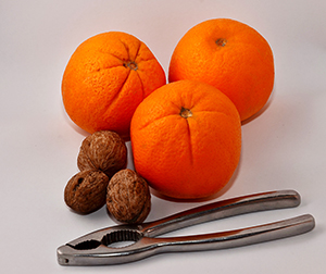 Oranges and Walnuts