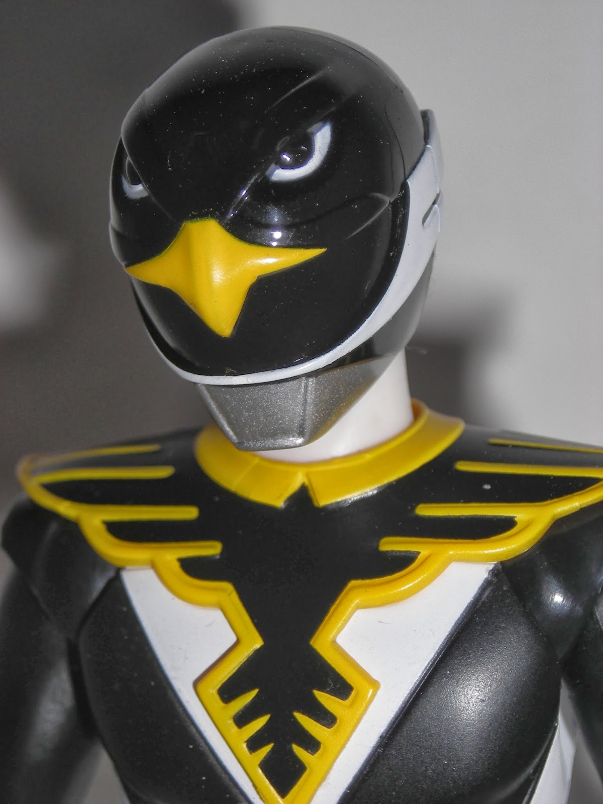 SH Figuarts Black Condor close up