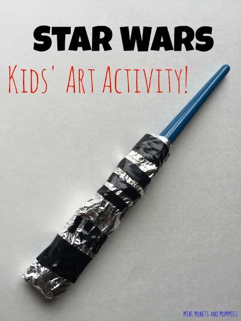 star wars arts and crafts mini monets and mommies wars crafts for 7193