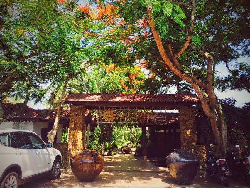 The Munchkin Diaries Sunset Beach Resort Langkawi