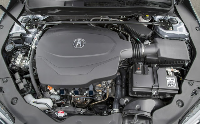 2017 Acura TLX Specs and Price