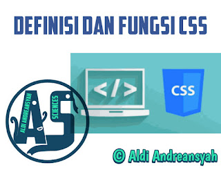 Definisi dan Fungsi CSS