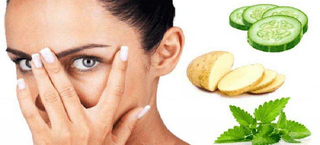 bitcomfy, dark circles, natural remedies for dark circles, how to get rid of dark circles under eyes, dark circles under eyes, get rid of dark circles,how to remove dark circles, natural eye pack, remove dark circles,home remedies for dark circles, dark circles under eyes, remedies to remove dark circles, tomato eye toner, herbal tea for dark circle, massage, ground potato.