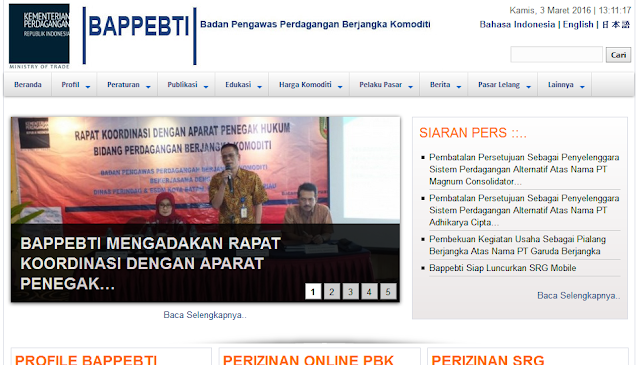 Broker forex indonesia yang resmi