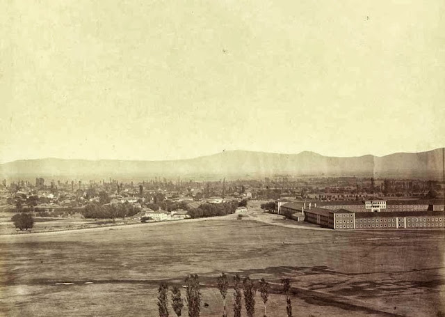 Bitola view from the south October 1863