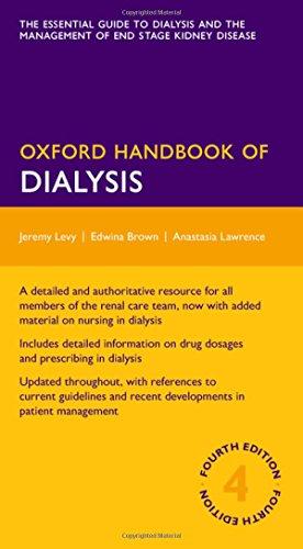 Free epub oxford handbook of dialysis (oxford medical publications).