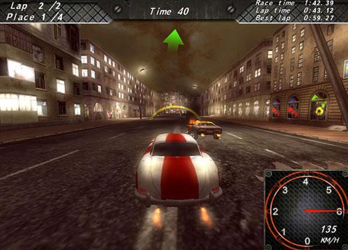لعبة سباق قتال الزومبى Armageddon Racers