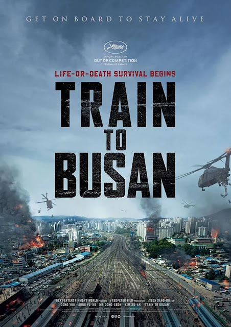 Horror Flick of the Week: Train to Busan (2016)