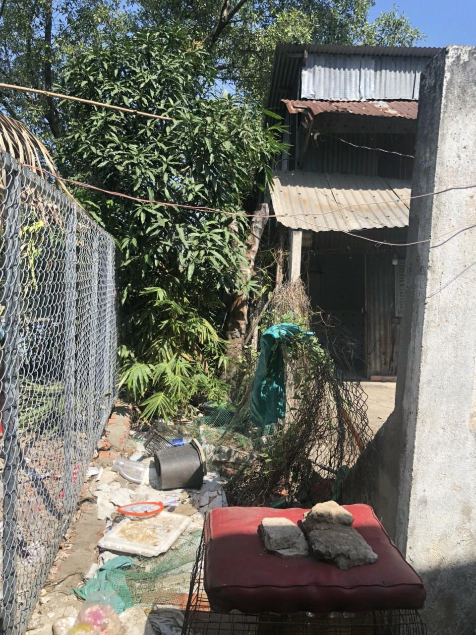 Bán nhà nát hẻm 1107 Phạm Thế Hiển, phường 5, Quận 8. DT 4x16m