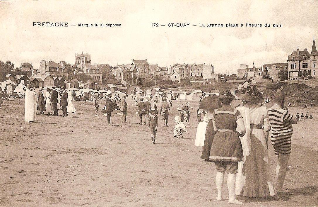 Saint quay portrieux d 39 antan un peu d 39 histoire - Port de saint quay portrieux ...