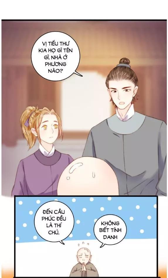 Nàng Phi Cửu Khanh - Thần Y Kiều Nữ chap 5 - Trang 23