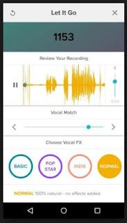 fitur efek suara aplikasi smule