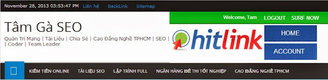 Hitlink free traffic website