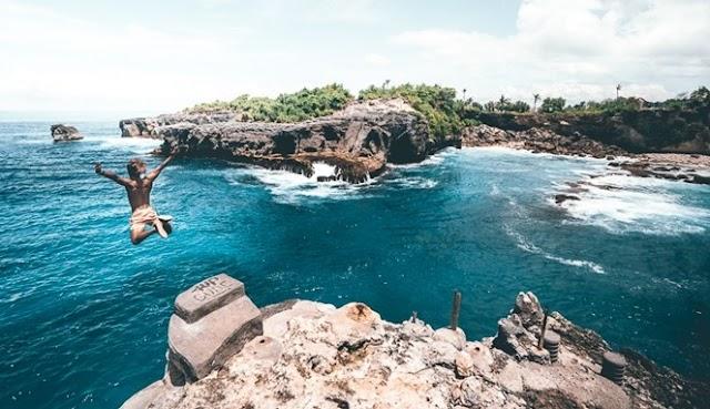 Pondok Titik Rahasia, Nusa Ceningan