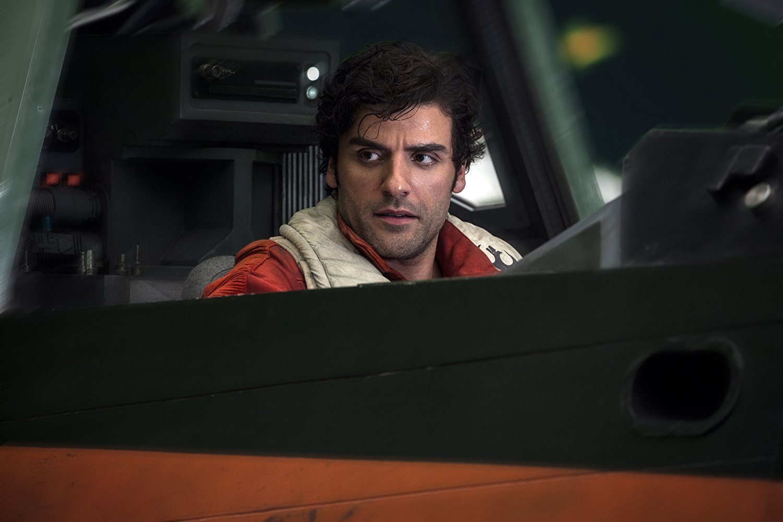 Poe Dameron Last Jedi