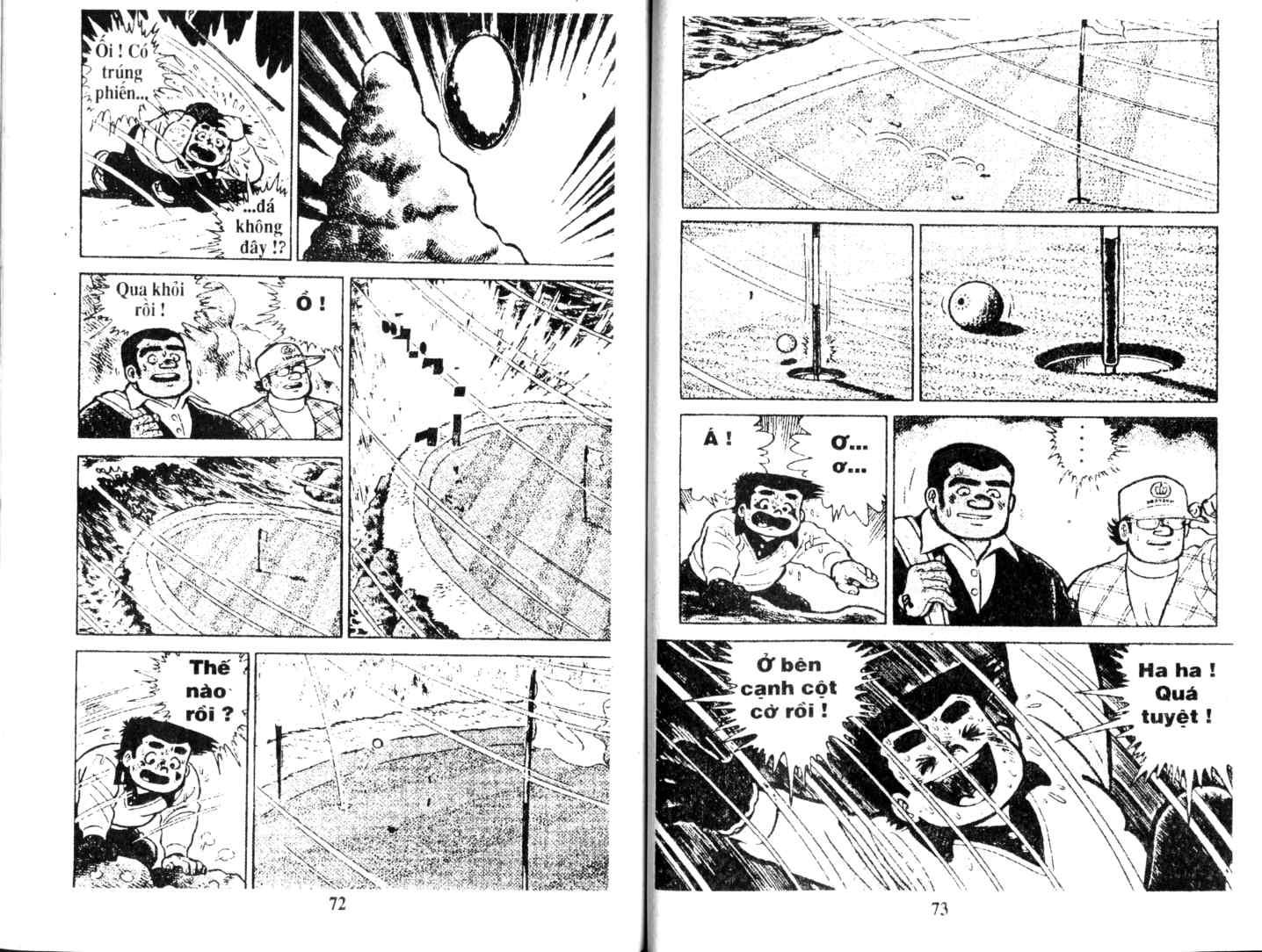 Ashita Tenki ni Naare chapter 16 trang 35