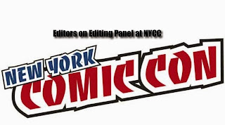 NYCC Editors on Editing