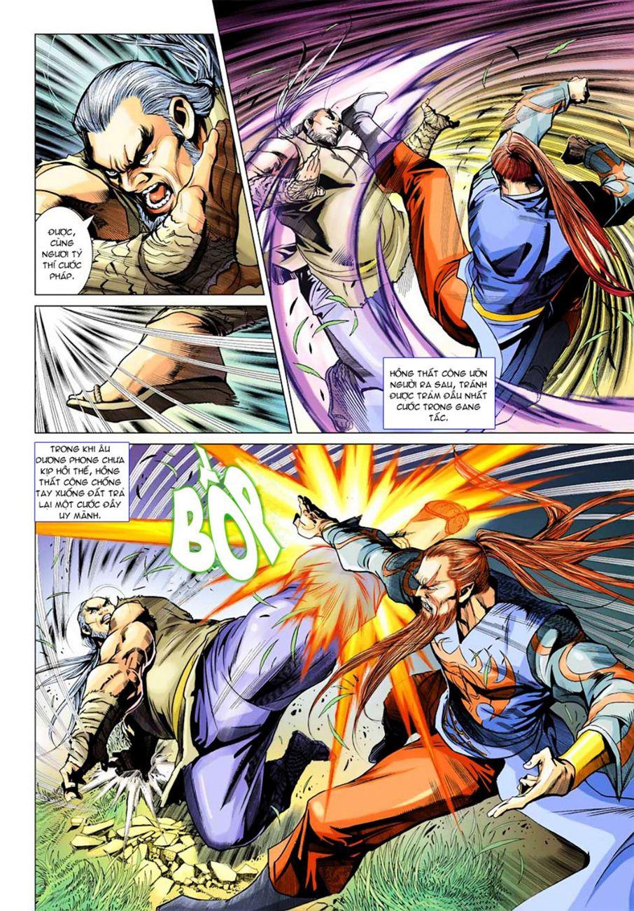 Anh Hùng Xạ Điêu anh hùng xạ đêu chap 45 trang 14