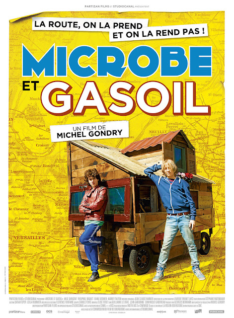 Microbe And Gasoline (2015) ταινιες online seires oipeirates greek subs