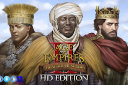 Get the Game Age of Empire II African Kingdom HD for Computer PC Laptop