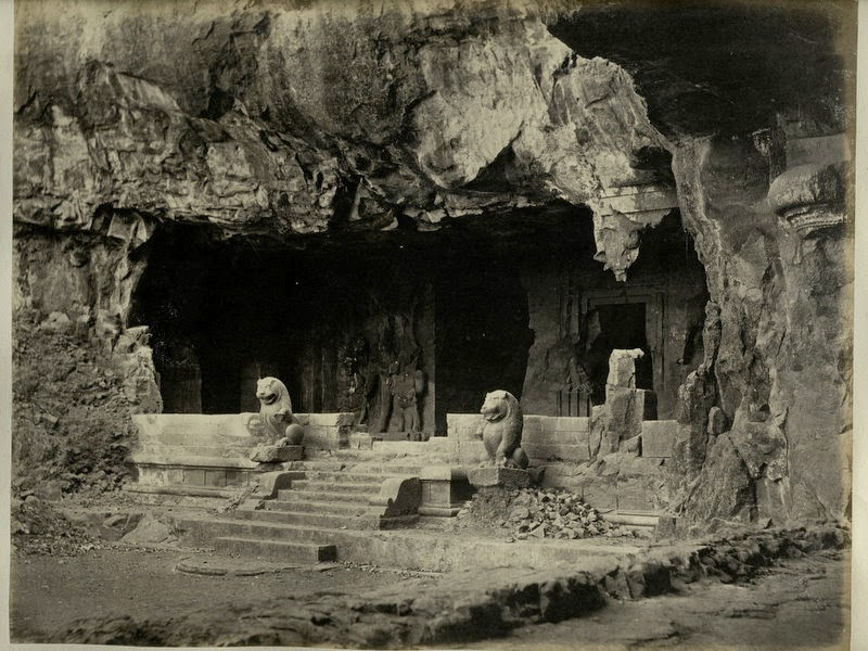 elephanta caves paintings - photo #28