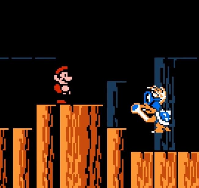 Neko Random: Things I Like: Iggy Koopa (Super Mario Bros 3)