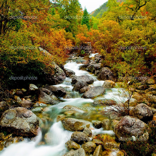 Mountain River | Beautiful Nature Images And Wallpapers