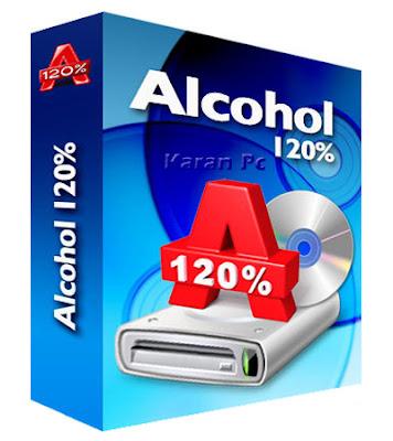 Alcohol 120% 2.0.2.3931 Retail Multilanguage + Crack