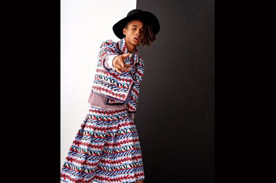 Salió Del Clóset Hijo De Will Smith Comparte Fotos Vestido