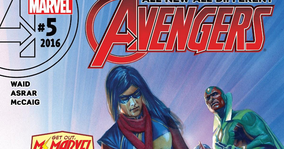 Avengers 1 000 000 Bc Marvel: All-New All-Different Marvel #5
