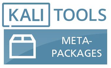 Các gói công cụ của Kali Linux