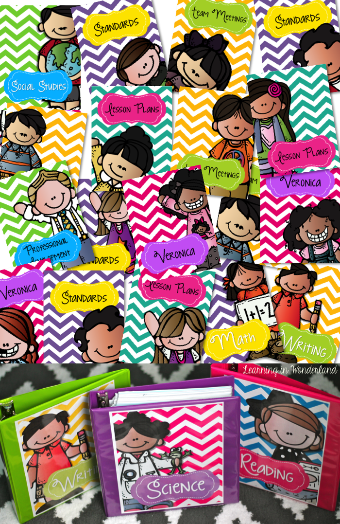http://www.teacherspayteachers.com/Product/Binder-Covers-Melonheadz-Edition-1299356