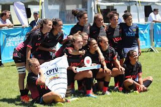 Seven Femenino: Argentina logró el pase a Las Vegas