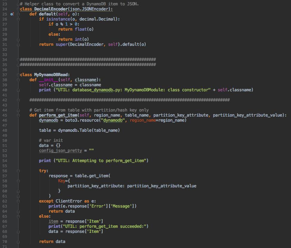almir's corner - blog -: Getting DynamoDB item by partition