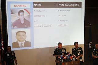 Polis Akui Deplomat Korea Utara Kebal