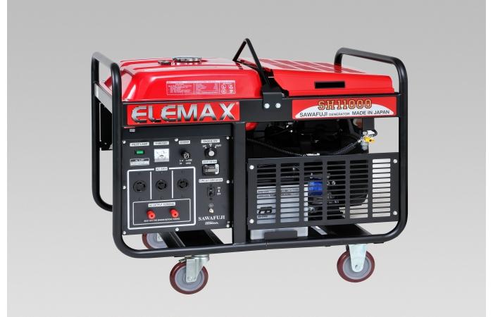 Máy phát điện ELEMAX SHT11000 9.5 KVA