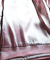 LRKC Unisex Classic Long Satin Kimono Sleepwear Robe