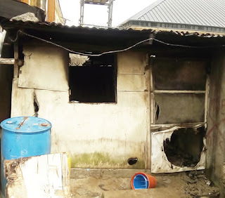 News: Fire kills two children while mother buys sugar