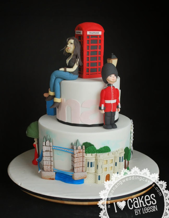 cheap wedding cakes london penang wedding cakes by leesin cakes 12534