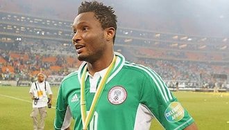 Russia 2018: My father's kidnap affected me, says Mikel