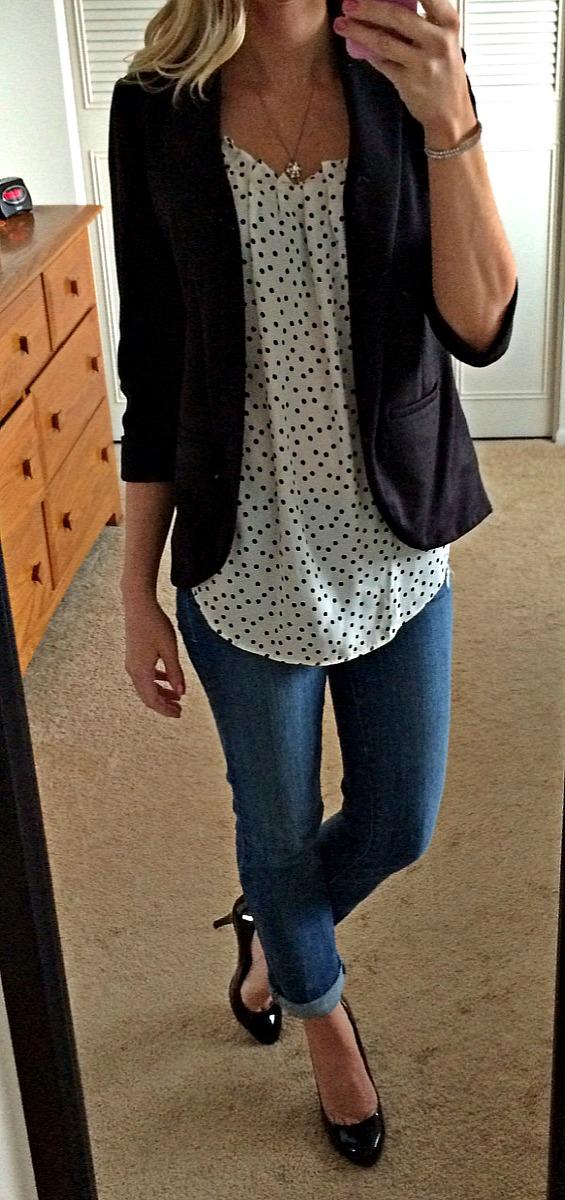 LC Lauren Conrad Kohls outfit