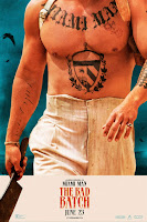The Bad Batch Poster Jason Momoa