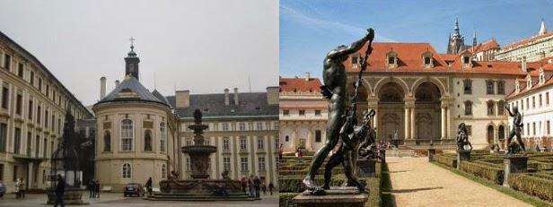 Prag Eski Kraliyet Sarayı