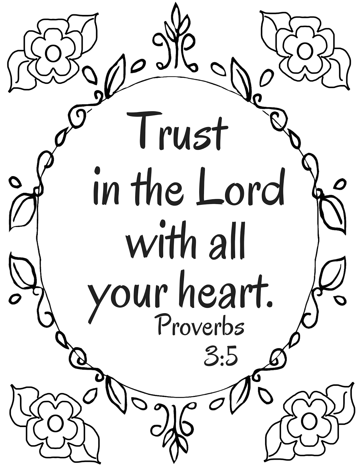 trust god coloring page trust in the lord coloring pages coloring pages