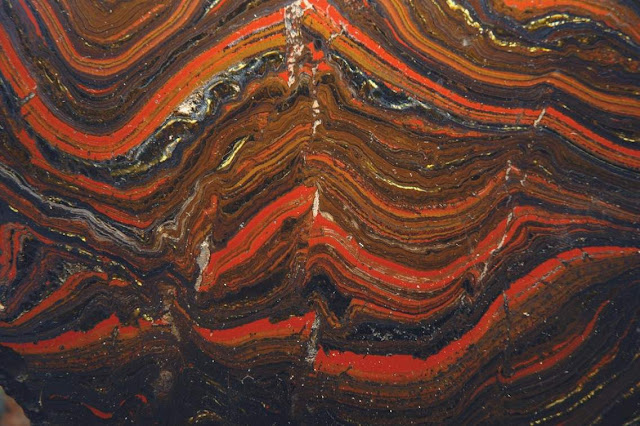 Scientists Discover Earth's Youngest Banded Iron Formation