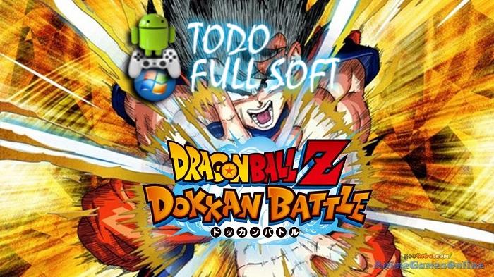 Descargar DRAGON BALL Z DOKKAN BATTLE FULL APK