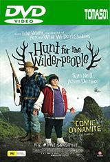 Hunt for the Wilderpeople, a la caza de los ñumanos (2016) DVDRip